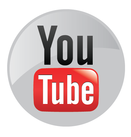 YouTube has a new look and for the first time a new logo